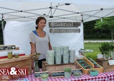Clarksburg Farmers Market