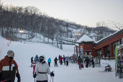 Top 10 Things to do in Blue Mountain in Winter