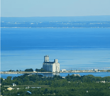 Collingwood Ontario Harbour