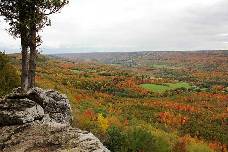 Top 10 Things to do this Fall in Grey County