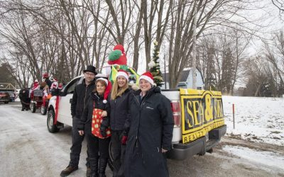 Chatsworth Santa Claus Parade 2019
