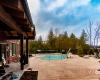 Blue Condo Outdoor Heated Pool