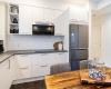 Blue Mountain Condo Kitchen
