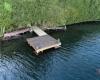 Dock at Irish Lake